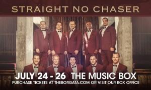 Straight No Chaser at The Borgata's Music Box