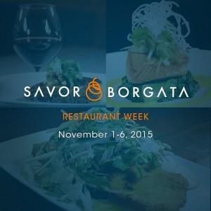 Savor Borgata Restaurant Week