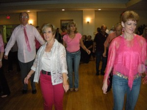 Brenda Stewart Breast Cancer Awareness Dance