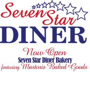 Seven Star Diner with Mastori's Baked Goods