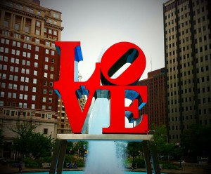 ODAAT Philly city Love