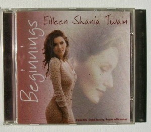 Shania Twain Beginnings cover