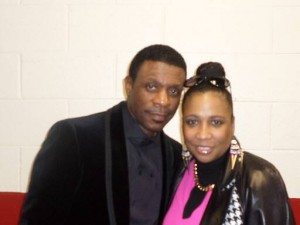 Vanessa Jordan w Keith Sweat