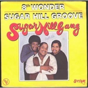 Wonder Mike Master Gee Sugar Hill record