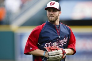 bryceharper-300x200 A League of Their Own: The Best Players in Major League Baseball