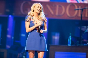 carrie_opry-300x200 How Carrie Underwood Realized Her Dreams