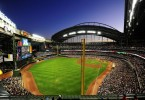 Major League Baseball stadium