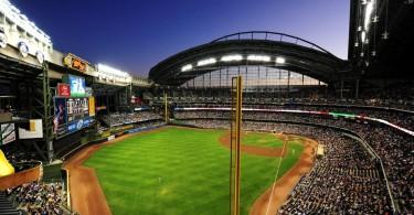 Major League Baseball stadium