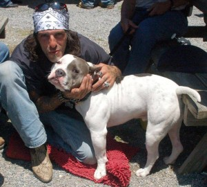 NJ aid pic 1 dog
