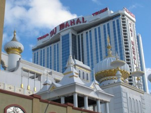 The Taj Mahal Casino