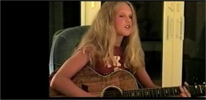 taylor swift very young
