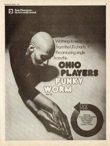 Ohio Players' Funky Worm