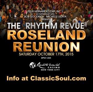 Rhythm Revue Roseland Reunion