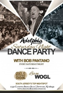 Adelphia's Saturday Night Dance Party with Bob Pantano