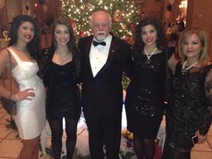 Paul Kotrotsios and family