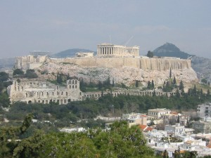Athens-Acropolis-300x225 Athens Greece - A Glorious Must See City