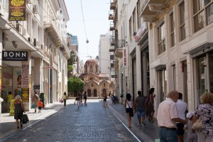 Athens-Plaka-300x200 Athens Greece - A Glorious Must See City