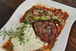Steak Siciliano