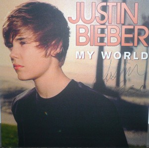 Justin-Bieber-My-World-300x297 Young and Strong - The Life and Career of Justin Bieber