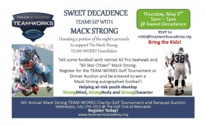 Mack Strong Team Works