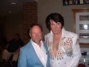 Pepper-Paul-and-Elvis-300x225 DJ Pepper Paul - Entertaining People and Making Friends