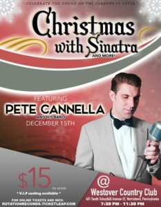 Pete-Cannella-Xmas-233x300 Pete Cannella - Singer and American Patriot