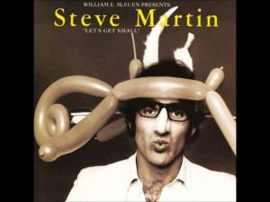 Steve Martin Lets