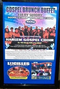 Sunday Brunch with the Harlem Gospel Choir at BB Kings Blues Club & Grill