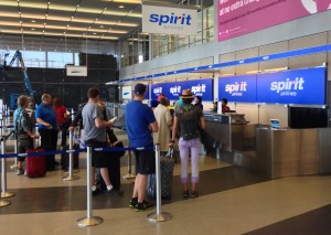 spiritairlineschicg-300x213 Spirit Airlines: The Country's Ultra Low Cost Carrier
