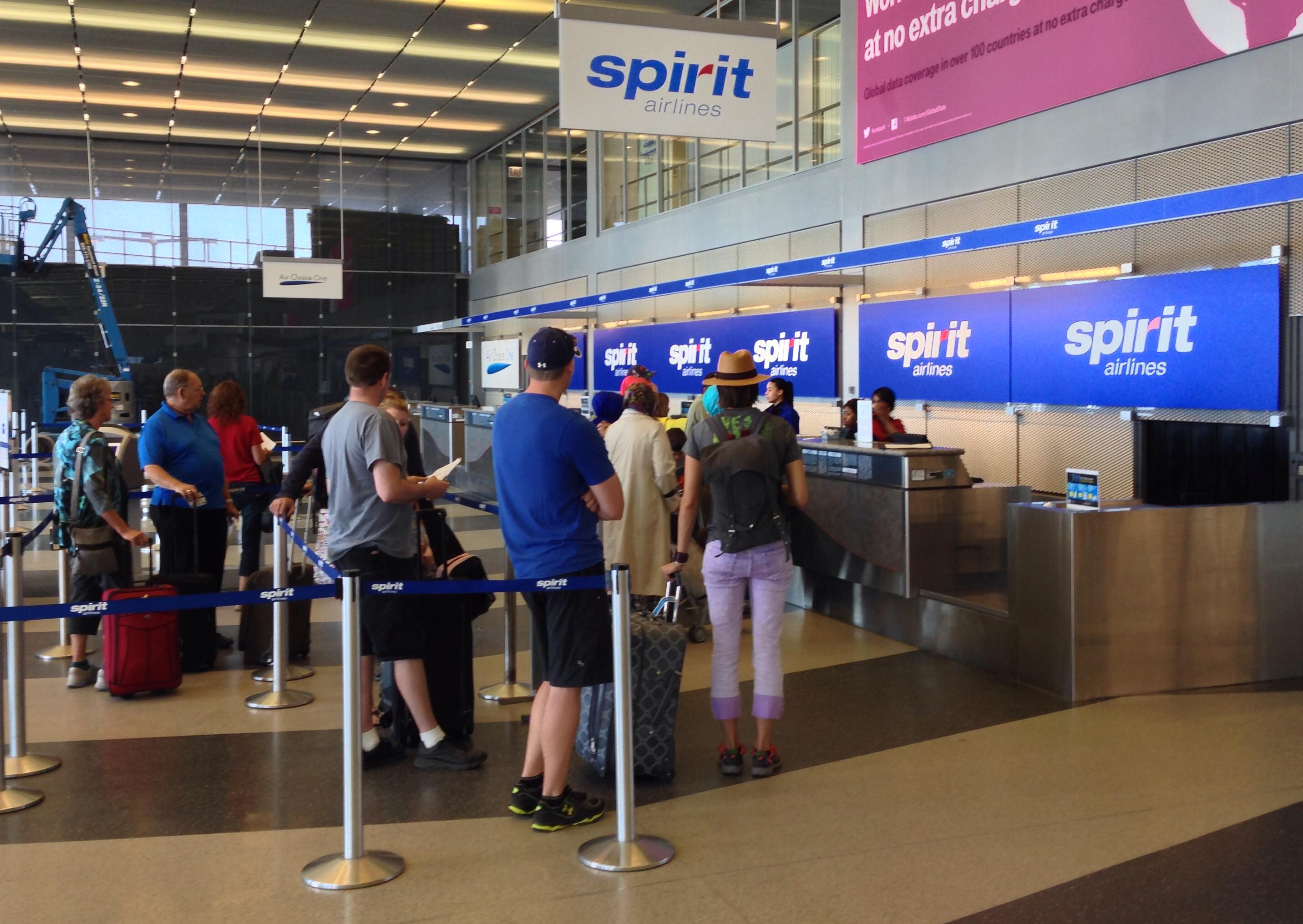 Spirit Airlines Myrtle Beach To Chicago