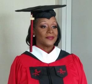 Regina Belle at Rutgers University