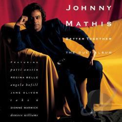 Johnny Mathis and Regina Belle Duet