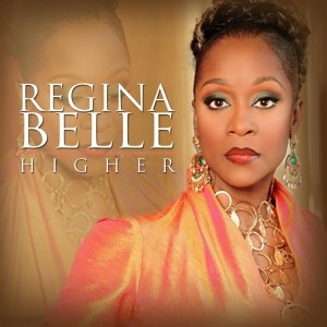 Regina Belle's Gospel Album HIGHER