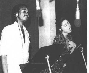 Michael Henderson and Phyllis Hyman