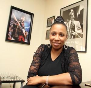 National R&M Music Society President and CEO, Vanessa Jordan