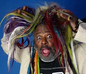 George Clinton 'Dr. Atomic'