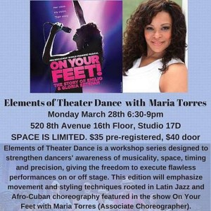 Maria-Torres-300x300 Maria Torres: Director, Dancer, Choreographer, Actress & Teacher