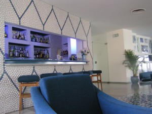 Lounge at Sorrento's Parco dei Principi