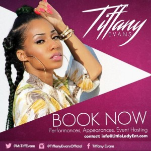 Tiffany Evans wrap