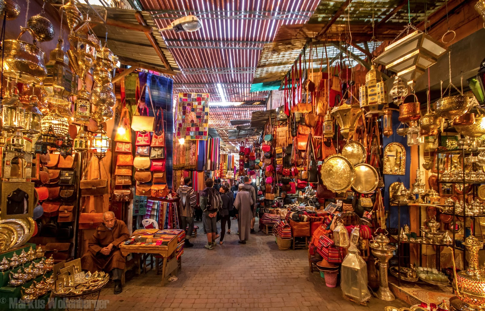 Marrakech Morocco  city photo : Marrakech: Morocco's Red City