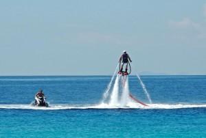 Fiji Flyboarding