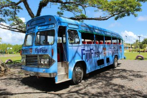 FijiFirstPartyBus-300x200 Fiji: A South Pacific Haven