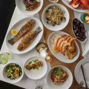 Feast of Seven Fishes at Trattoria Figaro