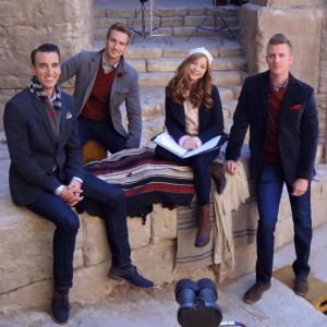 Lexi Walker and The Piano Guys