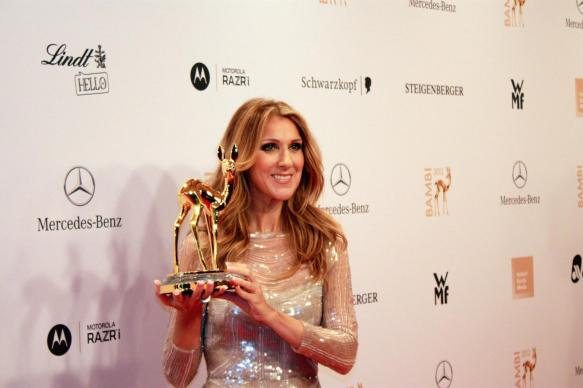 Yamaha World Popular Song Festival Celine Dion