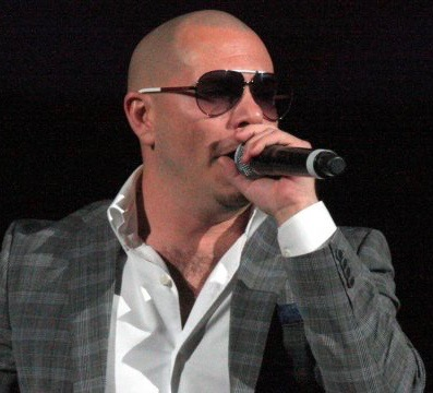 Pitbull, American rapper and recording artist
