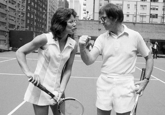 Billie Jean King 1970s