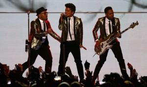 Bruno Mars Super Bowl 48