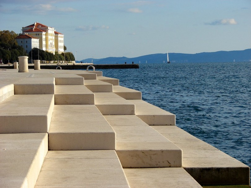 Croatian Sea Organ Makes Music with Wind and Waves - Hooked
