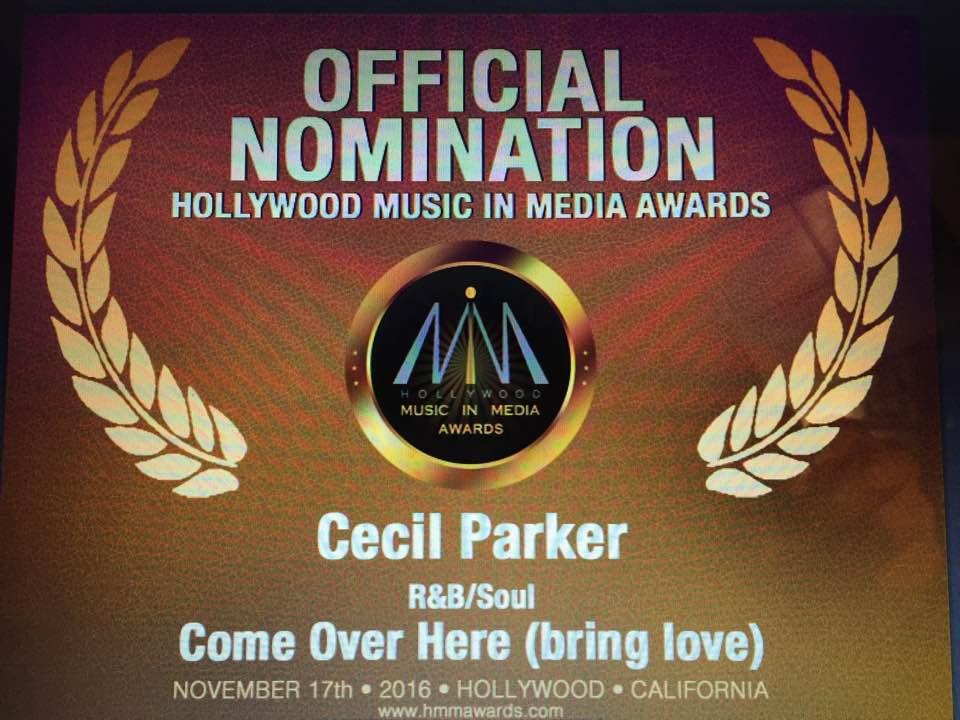 Nomination_of_Cecil_Parker Cecil Parker - Smooth R&B  - Pop Performer